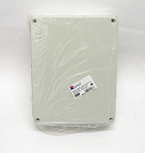 Caja estanca con pasacables 240 x 190 x 90 IP65: Amazon.es ...