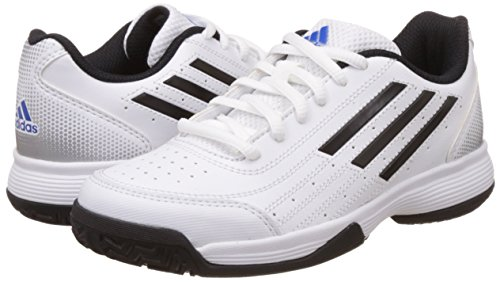 ftwr White Weiß Blanc De K matte core Silver Sonic Mixte Enfant Chaussures Black Tennis Attack Adidas wPa4qgxv
