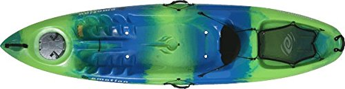 Emotion Temptation Sit-On-Top kayak, Blue Green, 10'3'' by eMotion