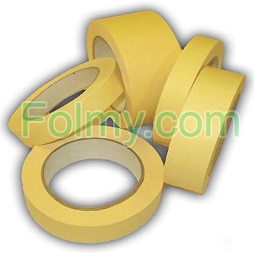30 mm 50 mm 0,02 /€//m 15 mm x 50 m Kreppband Malerkrepp Abdeckband Abklebeband Kreppklebeband Malerband Breite: 15 mm 100 mm; L/änge: 50 m