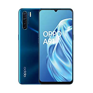 OPPO A91 Smartphone , Display 6.4'' AMOLED, 4, Fotocamere,128GB Espandibili, RAM 8GB, Batteria 4025mAh, Dual Sim, 2020… 6 spesavip