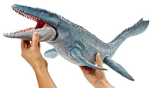Jurassic World Real Feel Mosasaurus Figure by Jurassic World Toys (Image #3)