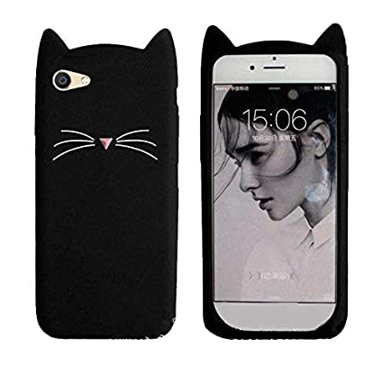 superior quality 7cc5c 102ff Wprie Oppo F1S 3D Cute Cat Meow Soft Silicone Back: Amazon.in ...
