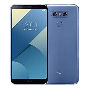 LG G6 (H870DS) 4GB / 64GB 5.7-inches Dual SIM Factory Unlocked - International Stock No Warranty (Marine Blue)
