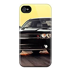 Perfect Hard Cell-phone Case For Iphone 6 With Customized Stylish Dodge Challenger Skin DannyLCHEUNG