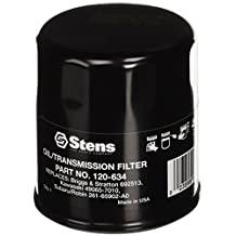 Stens 120-634 Oil Filter Replaces John Deere AM107423 Kawasaki 49065-2078 Club Car 1016467 Robin 261-65902-A0 Onan 122-0737-03 Cub Cadet 490-201-0001 Onan 122-0737