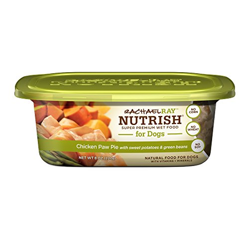 rachael-ray-nutrish-natural-wet-dog-food-chicken-paw-pie-grain-free-8-oz-tub-pack-of-8