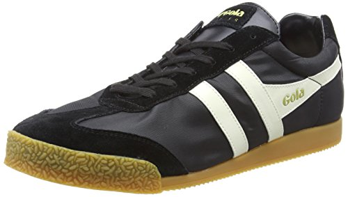 Gola Mens Harrier Nylon Nero / Bianco Sporco