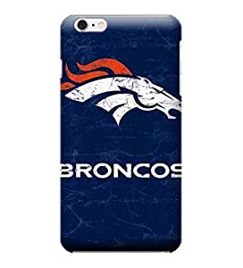 Best Diy iPhone 6 Plus case cover, NFL - Denver Broncos - Distressed - Denver Broncos - iPhone 6 Plus case cover iOLFcWCW5YB - High Quality PC case cover