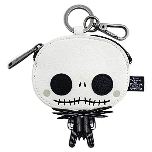 Jack Coin Bag,Black/White