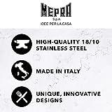 Mepra Raffaello 30 Pcs H/H Moka Cutlery Set