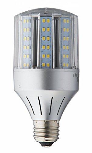 Light Efficient Design LED-8038E57-A Bollard/Post Top Retrofit LED Light Bulb, 5700 Kelvins, Day White