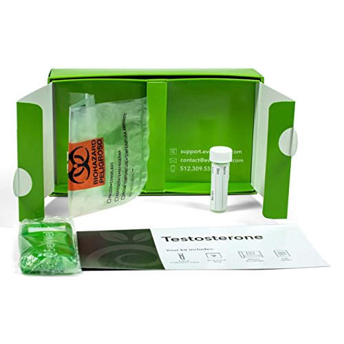 Mua sản phẩm EverlyWell - At Home Testosterone Test - As