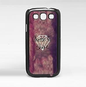 Colorful Swirl Pattern Hard Snap on Phone Case (Galaxy s3 III)