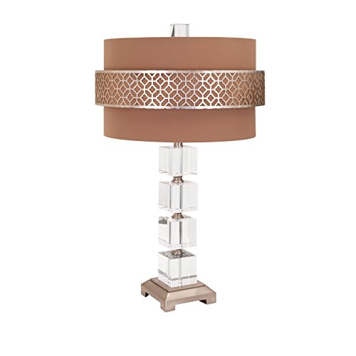 IMAX 98553 Mitchell Crystal Table Lamp