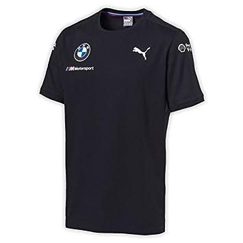 BMW Motorsport Team T-Shirt Puma 2018  Amazon.de  Sport   Freizeit f2879350ee