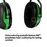 3M Peltor X1A Over-the-Head Ear Muffs, Noise