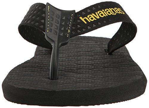 Sandalo Da Uomo Havaianas Sandalo Infradito Nero