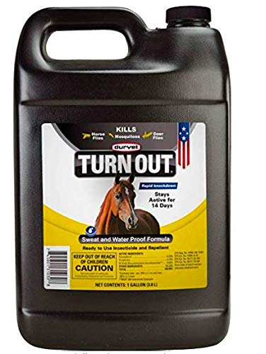M and N Farms, LLC Durvet Turnout Fly Spray (1 Gallon) by M and N Farms, LLC (Image #1)