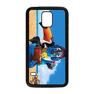 Samsung Galaxy S5 Phone Cases Black Rio EKH422303