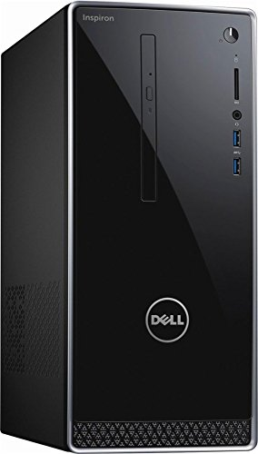 2017 Newest Dell Premium Business Flagship Desktop PC with Keyboard&Mouse Intel Core i5-7400 Processor 8GB DDR4 RAM 1TB 7200RPM HDD DVD-RW HDMI VGA Bluetooth Windows 10