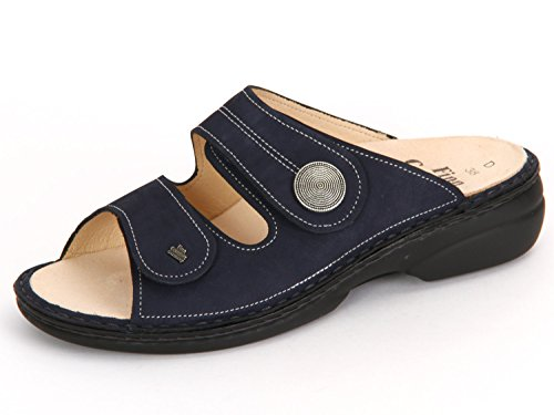 Finn Comfort Sansibar 02550-373041 Damen Pantolette Komfort