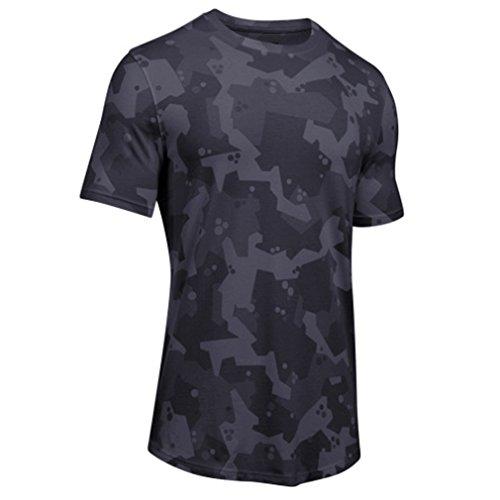 流星主観的スキーム【LOUJO】 コンプレッションウェア メンズ 半袖 インナー Tシャツ スポーツ ストレッチ ウェア 伸縮性抜群 カモフラージュ柄