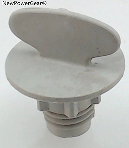 NewPowerGear Whirl pool Dishwasher Spray Wash Arm Retainer Nut Replacement For KUDM25SHAL0 KUDM25SHBL0 KUDM25SHBL1 KUDM25SHBT0 KUDM25SHBT1 KUDM25SHWH0 KUDM25SHWH1 KUDR24SEAL0