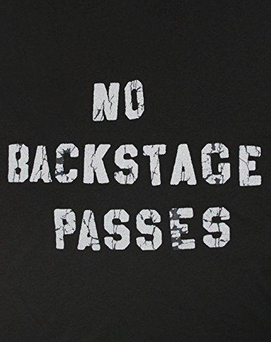 Junk Food Clothing No Backstage Passes Mujeres Tank Top