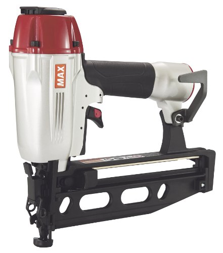 MAX NF565A/16 16GA Finish Nailer (Best Way To Fill Nail Holes In Trim)