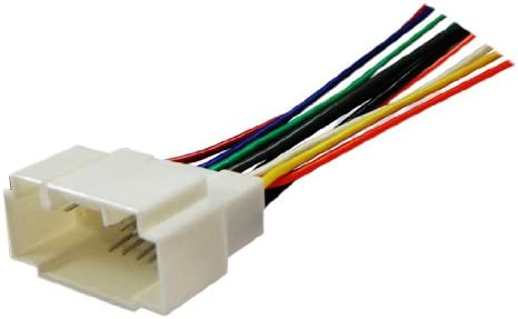 Amazon.com: Absolute USA H806/1721 Radio Wiring Harness for Honda/Acura  98-Up Power 4 Speaker (70-1721, HWH-806): Car Electronics | Acura Wiring Harness |  | Amazon.com