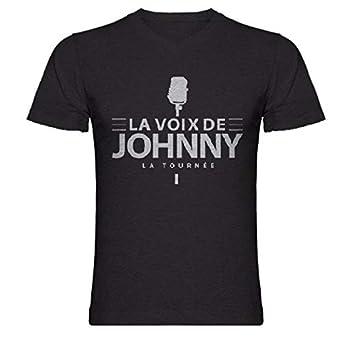 Jean-Baptiste Guegan Johnny Micro La Vox - Camiseta de Johnnnnny ...