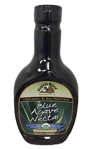 UPC 072736031009, Virginia Brand Blue Agave Nectar, 34-Ounce