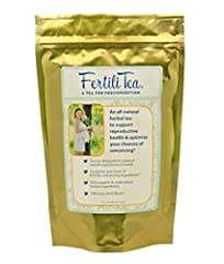 FertiliTea is the all-natural tea designed to enhance fertility. Developed by leading fertility expert, Dr. Amos Grunebaum, FertiliTea contains ingredients that have been scientifically demonstrated to optimize your chances of conceiving. Fer...