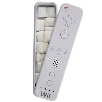 Boston America - Caja de chicles con diseño de mando de la Wii: Amazon.es: Música