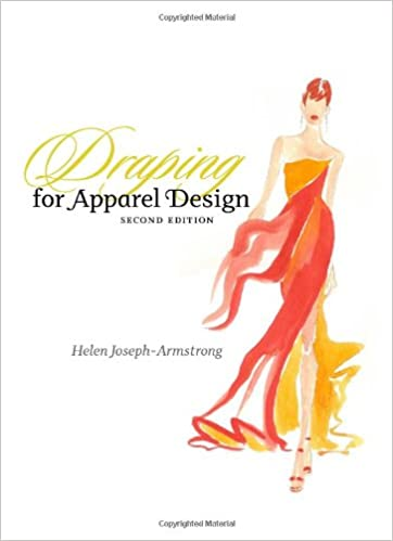 Draping For Apparel Design Helen Joseph Armstrong World Apparel Store