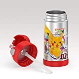 THERMOS FUNTAINER 12 Ounce Stainless Steel Kids