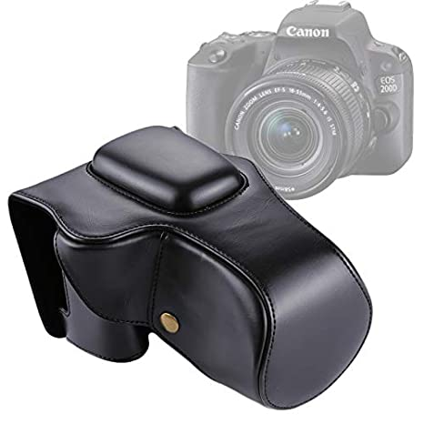 Allshopstock (#53) Full Cuerpo de Cámara PU Leather Case For ...