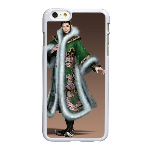 C9Y60 dynasty warriors O1J6LL coque iPhone 6 4.7 pouces cas de couverture de téléphone portable coque blanche DC0WKE3KW