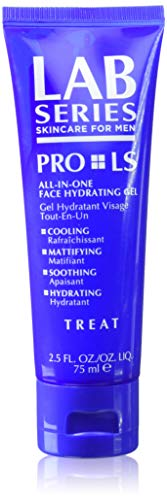 Lab Series Skincare for Men Pro LS All-in-One Face Hydrating Gel, 2.5 Ounces