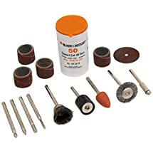 Black & Decker RT1022 Rotary Tool Accessory Kit, 63-Piece