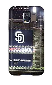 san diego padres MLB Sports & Colleges best Samsung Galaxy S5 cases