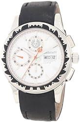 Belstaff Men's BLF2006-AA Adventure Automatic White Dial Watch