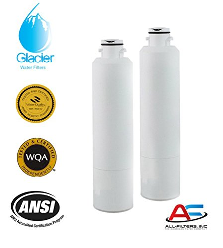 2 Pack - Samsung DA29-00020B Refrigerator Water Filter Replacement - Glacier Water Filters