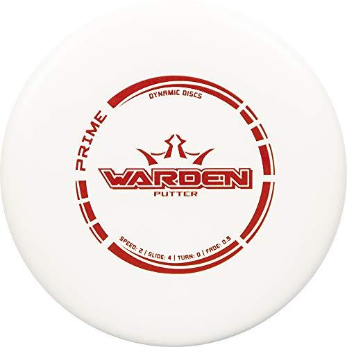 Dynamic Discs Prime Warden Disc Golf Putter | 170g Plus