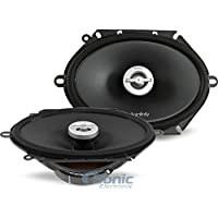Infinity PR8602cf 120W RMS 6 x 8/ 5 x 7 Primus Series Coaxial Car Speakers