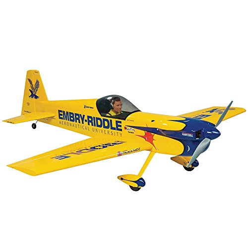 Great Planes Matt Chapman Eagle 580 Radio Controlled Glow or Electric-Powered Almost-Ready-to-Fly Sport Scale (Ready To Fly Rc)