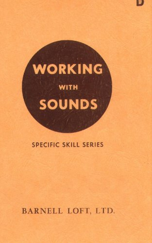 Working with Sounds, Book D (Specific Skill Series)