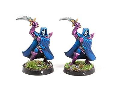 Blood Bowl Dark Elf Assassin (Horkon Heartripper) by Games Workshop