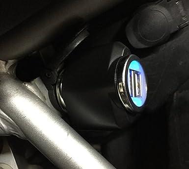 Amazon.com: Motocicleta BMW Hella DIN Plug a Dual Port ...